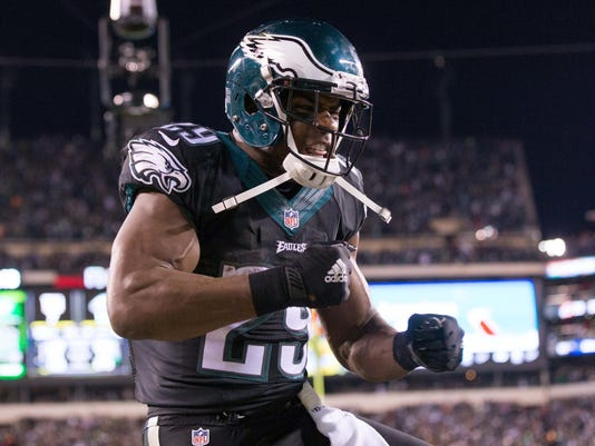 NFL: New York Giants at Philadelphia Eagles