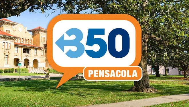 350 Pensacola, a local environmental group has successfully lobbied for more than two years, for the approval and initiation of the local climate change task force
