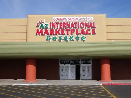 AZ International Marketplace Exterior