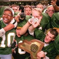GALLERY: 1997 Vestal football state champion team flashback