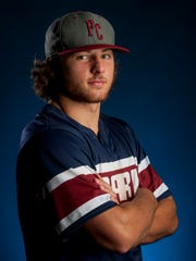 Montgomery Advertiser All-Metro 5A-7A Baseball Player