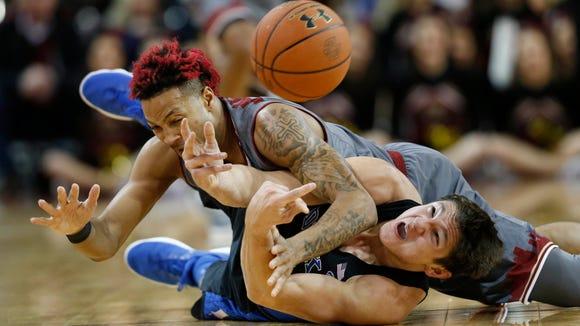 USP NCAA BASKETBALL: DUKE AT BOSTON COLLEGE S BKC BOC DUK USA MA
