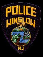 Winslow Patrolman Austin Schmidt tackled and disarrmed fleeing suspect, authorities say.