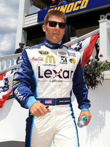 Jamie McMurray is closing in on his first Chase for