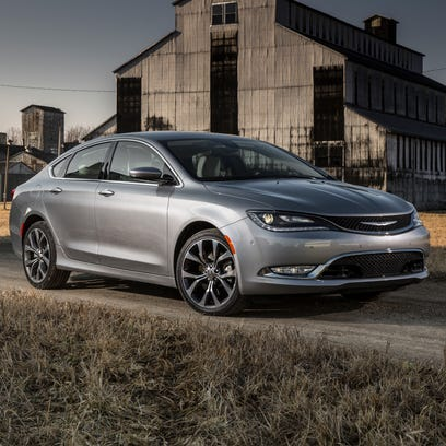 Chrysler 200 was the biggest percentage gainer among