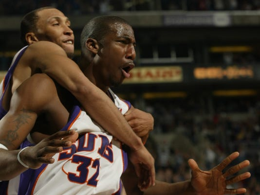49773 SUNS JAZZ MARION STOUDEMIRE