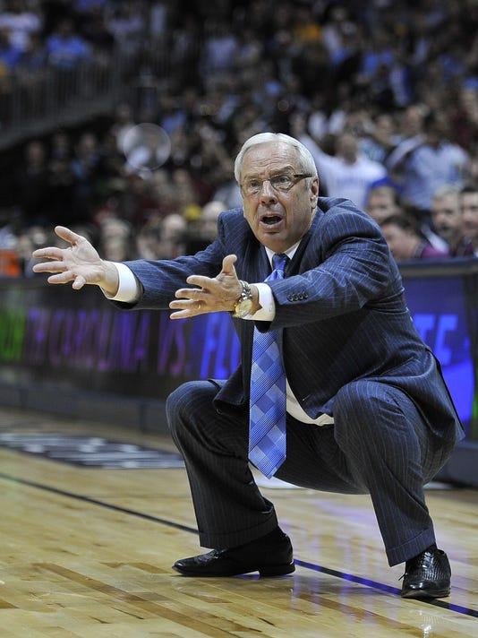 NCAA Basketball: ACC Tournament-Florida State vs North Carolina