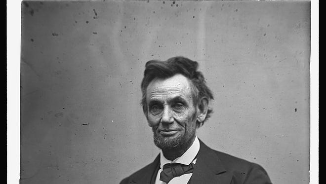 Abraham Lincoln is the most widely interpreted U.S. president. Some interpreters say that's because of his violent death, which gilded his image. But it could be because he had a striking, hard-to-look-away-from appearance.