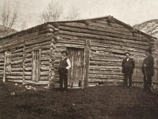 Bannack Edgerton cabin087