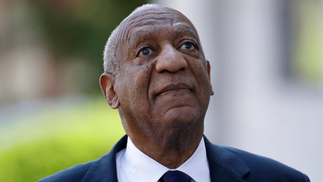 The Bill Cosby jury failed to reach a verdict on any of the three charges against him, leading the judge to declare a mistrial.