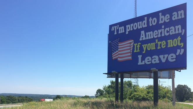 Answer Man: Who's behind this billboard along Interstate-44?