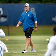 Colts' Frank Reich ranked 26th among NFL head coaches