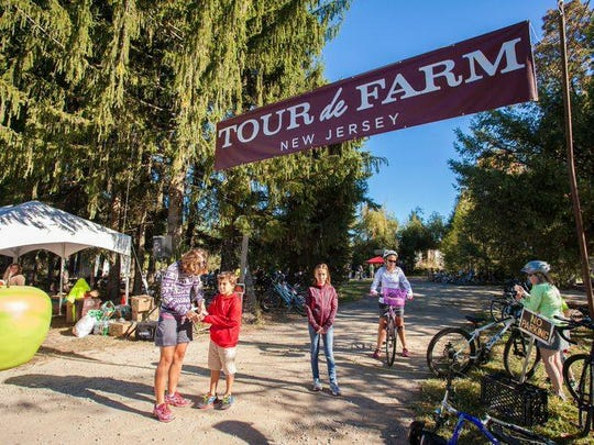 Tour de Farm New Jersey offers a quirky yet logical pairing — bicycling one of the most beautiful regions of the state while sampling some of the healthiest and tastiest food, bringing New Jerseyans to understanding the purpose of buying local products.