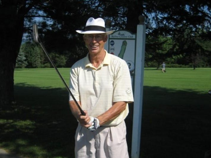 Wilbur Chase, 82, is hoping to raise $10,000 for the North Fort Myers golf team as part of a trip to the National Senior Games in July. A 58-year golfer and lifelong fundraiser, Chase is a North Fort Myers resident.