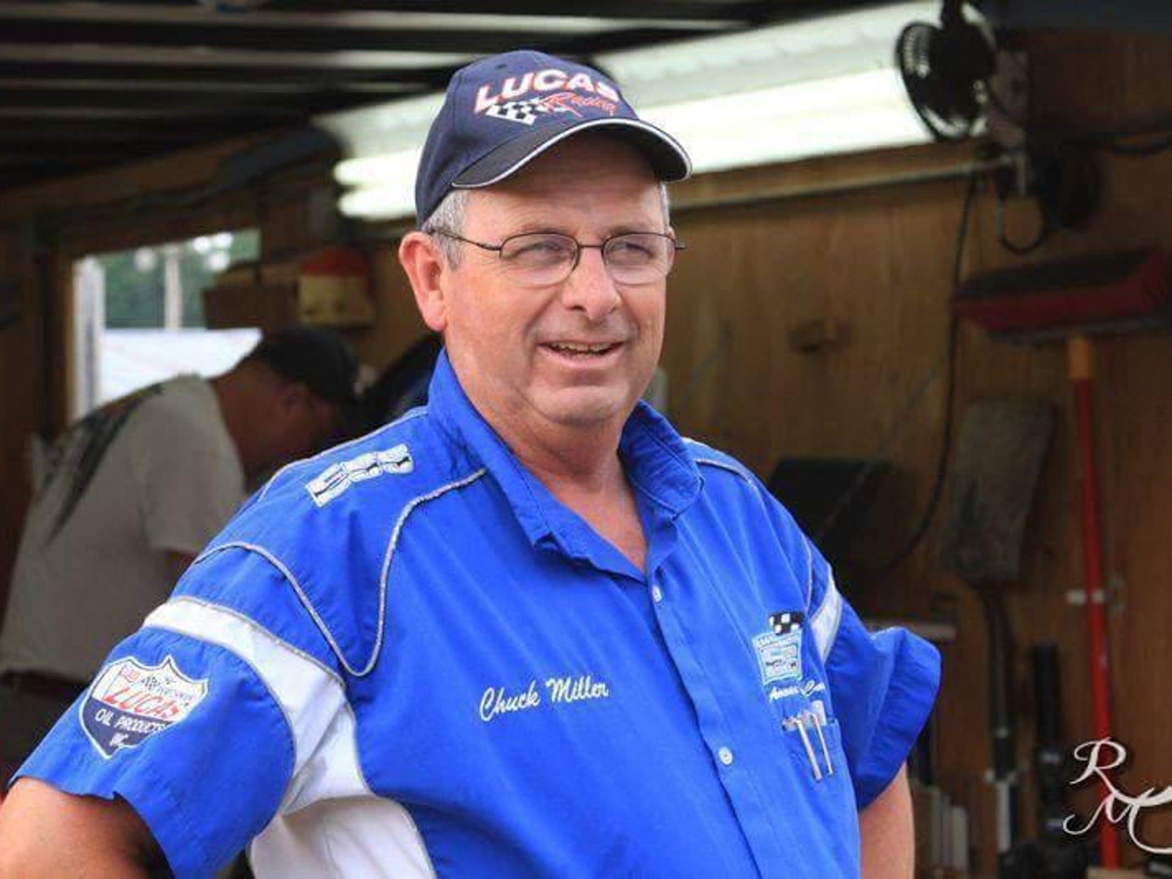 Oswego's Chuck Miller, 57, president of Empire Super