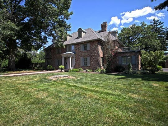 The owners of this $1.399 million house in Westover Hills have put their house up for sale because they want to retire to Sussex County.