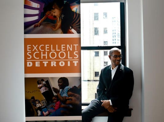 Daniel Varner is CEO of Excellent Schools Detroit, an organization focused on ensuring that every student has access to a