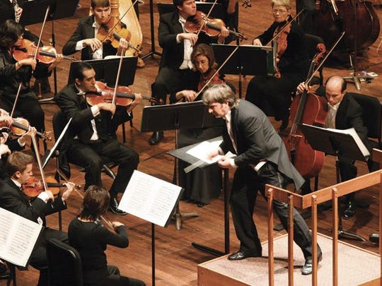 The Lansing Symphony Orchestra, directed by Timothy Muffit, unveiled its new season of Masterworks.