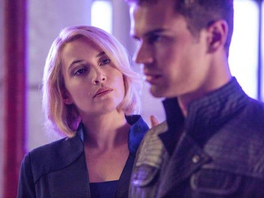 Film Review Divergent