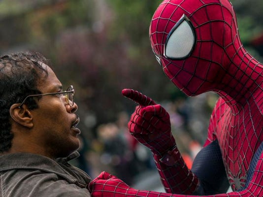 Film Review Spider-Man 2