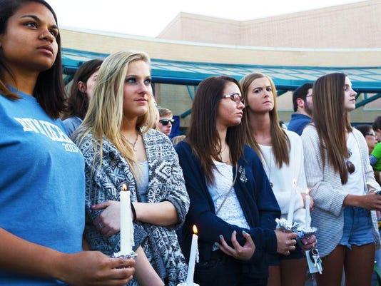 Fatal Shootings Kansas Vigil