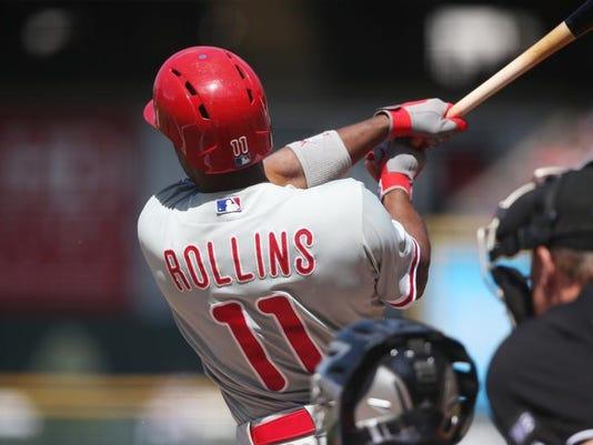 Phillies Rockies Baseball