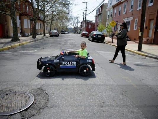 Camden Police Reboot
