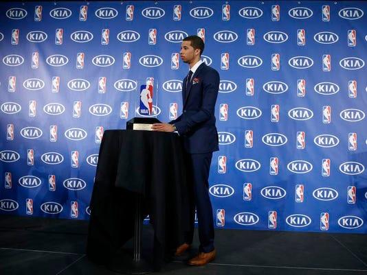 76ers Carter Williams Basketball