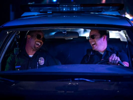 Film Review Lets Be Cops