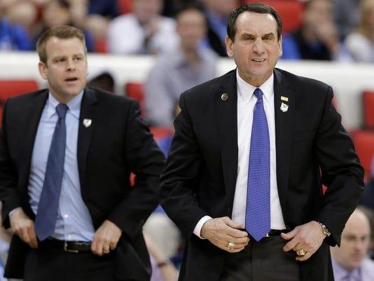 NCAA Mercer Duke Basketball