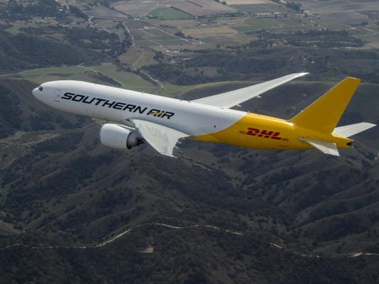 Southern Air DHL Boeing