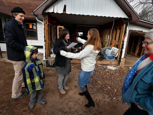 Colorado Flooding Surprise Checks