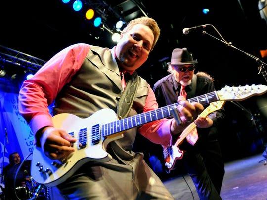 Josh Rowand and his The Pitbull of Blues Band