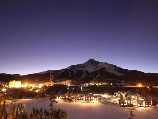 Big Sky offers numerous activities aside from skiing, such as zipline tours, a tubing park and a climbing wall.