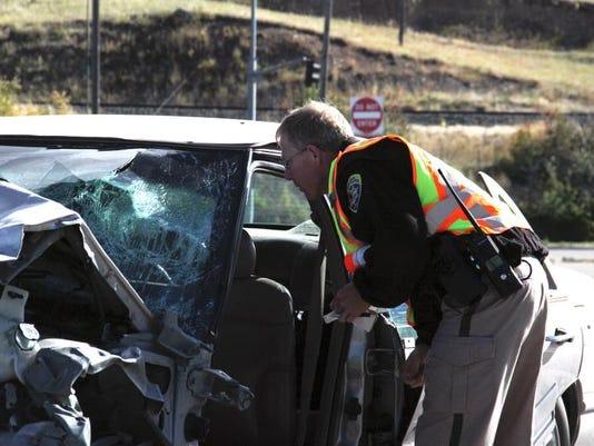 1 highway fatalities