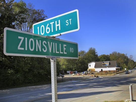 Zionsville and Perry Township officials on Thursday night are discussing the details of a proposal to reorganize and merge their two governments.