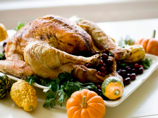 Food No Fuss Thanksgiving