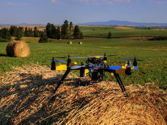 Drones Agriculture (2)