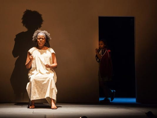 Cherene Snow with Sally Diallo in background1_brownsville song_Photo by Bill.jpg