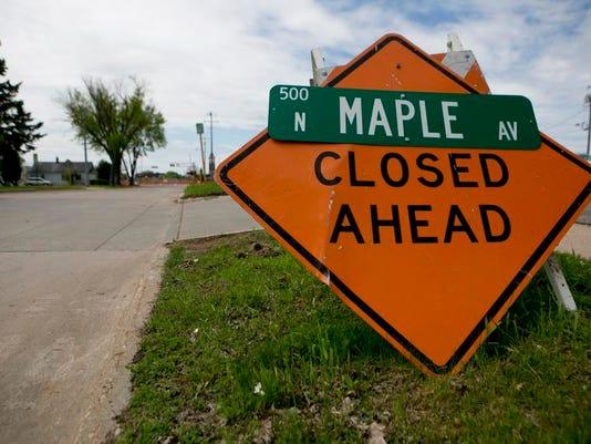 MNH MapleAve Closed Week2.JPG