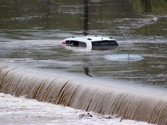 Interstate Flash Floods