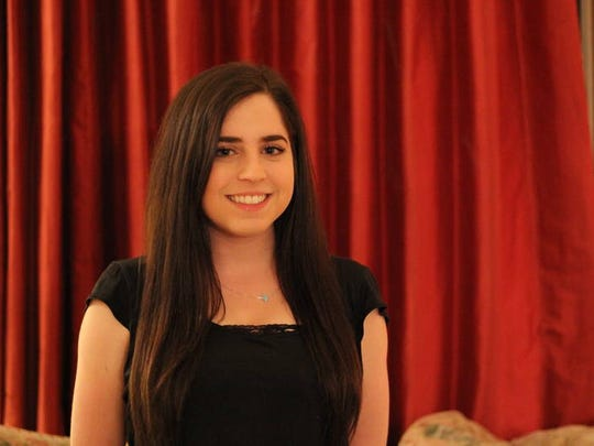 High school student Rose Asaf will present SB 464, Brady's Bill, to lawmakers Monday.