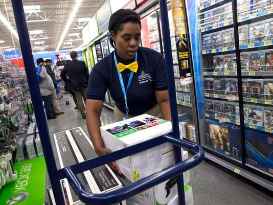 Earns Wal-Mart