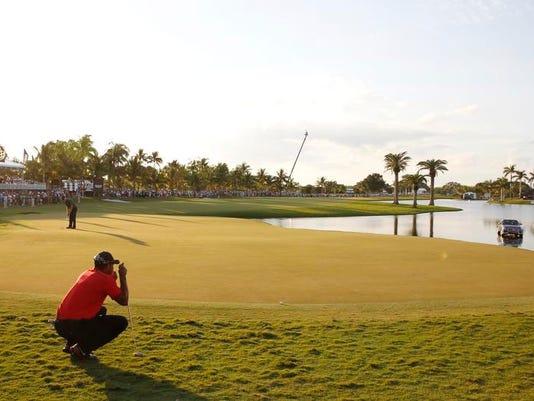 Cadillac Championship Golf
