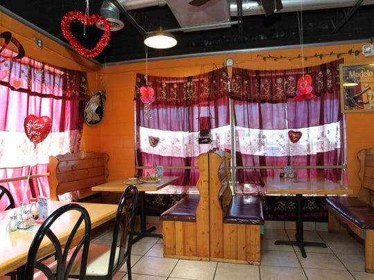 Chinese Mexican Burrito makes everything to order, its owner says.