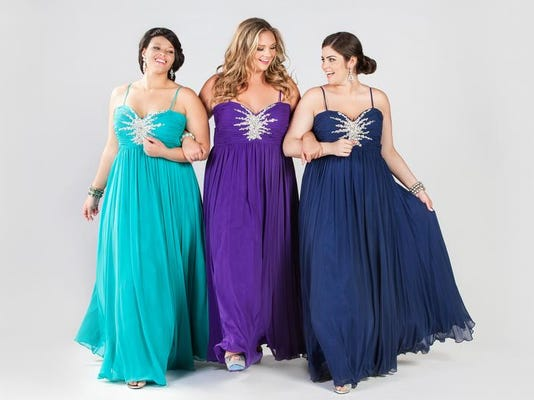 Prom Dress Shopping Tough For Plus Size Girls