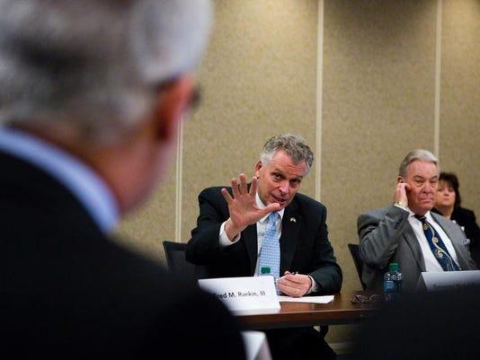 Health Overhaul Virginia Medicaid