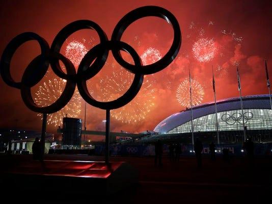 VIN 0529 Olympics