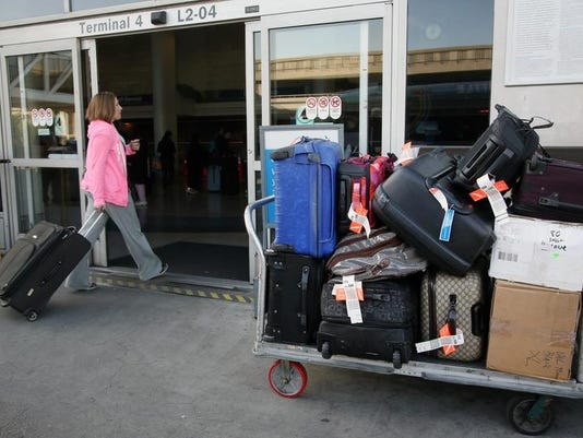 LAX Luggage Thefts