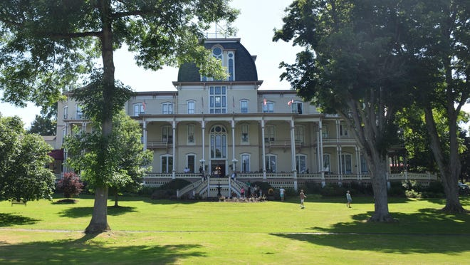 Chautauqua Institute is bustling all summer with arts events of all kinds.